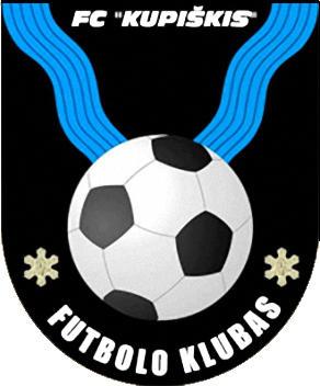 Escudo de FK KUPISKIS (LITUANIA)
