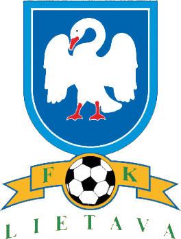 Escudo de FK LIETAVA (LITUANIA)
