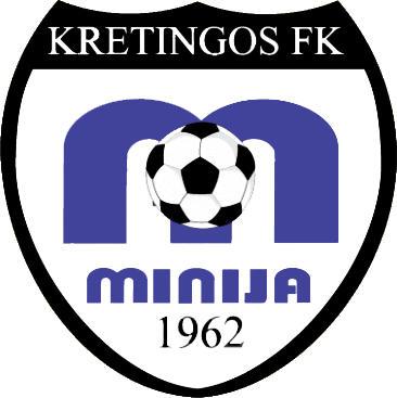 Escudo de FK MINIJA (LITUANIA)