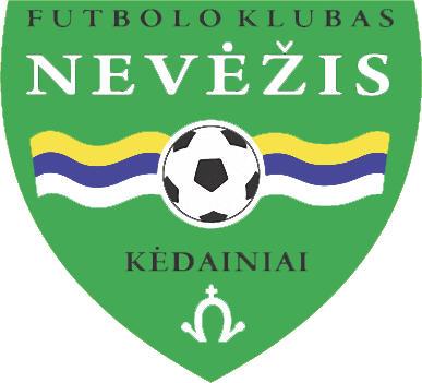 Escudo de FK NEVEZIS (LITUANIA)