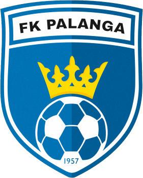 Escudo de FK PALANGA (LITUANIA)