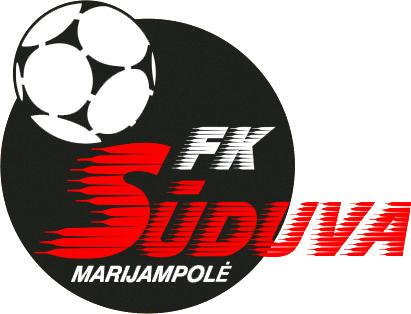 Escudo de FK SÜDUVA (LITUANIA)