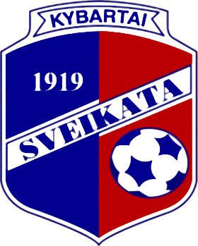 Escudo de FK SVEIKATA (LITUANIA)