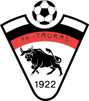 Escudo de FK TAURAS (LITUANIA)