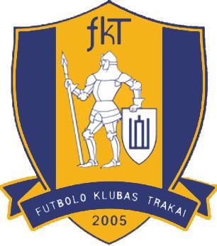 Escudo de FK TRAKAI (LITUANIA)