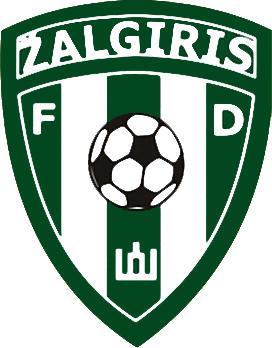 Escudo de FK ZALGIRIS (2) (LITUANIA)