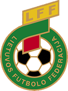 Escudo de SELEÇÃO LITUÂNIA DE FUTEBOL