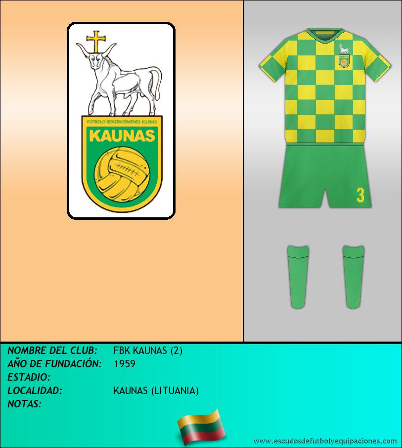 Escudo de FBK KAUNAS (2)