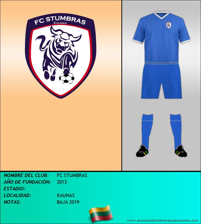 Escudo de FC STUMBRAS