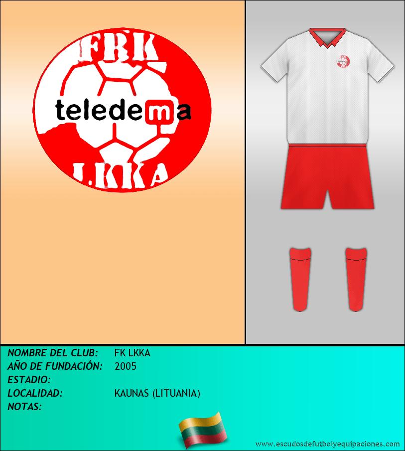 Escudo de FK LKKA