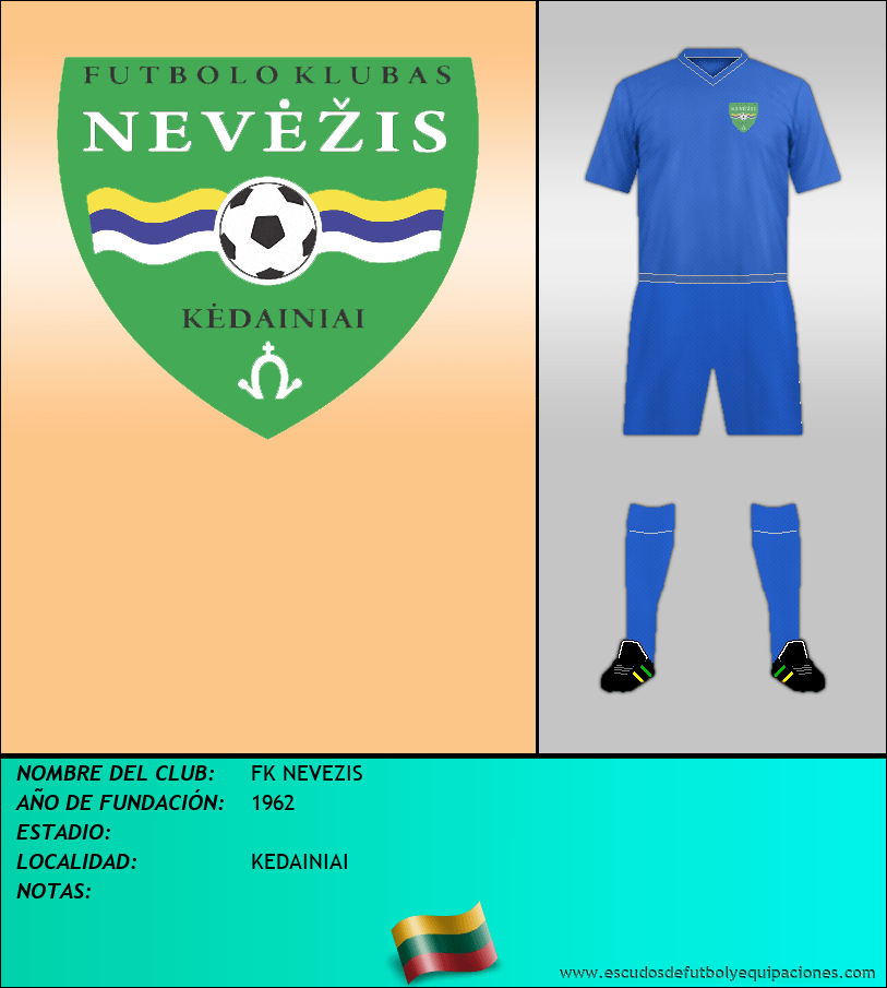 Escudo de FK NEVEZIS