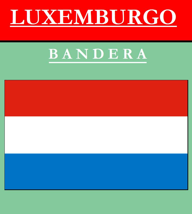 Escudo de BANDERA DE LUXEMBURGO