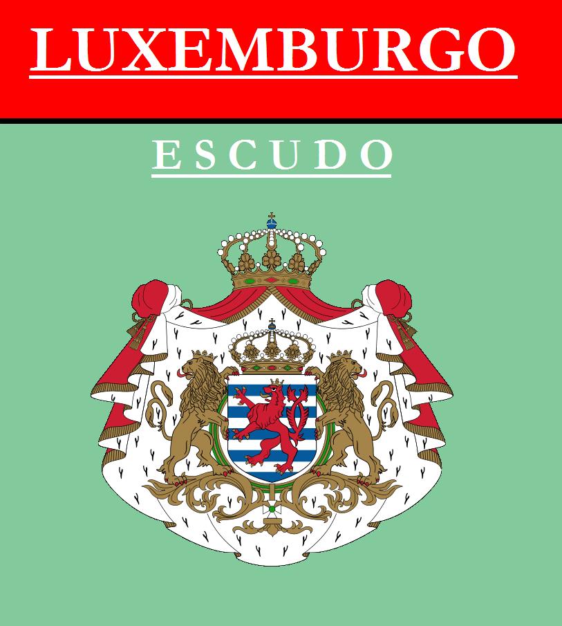 Escudo de ESCUDO DE LUXEMBURGO