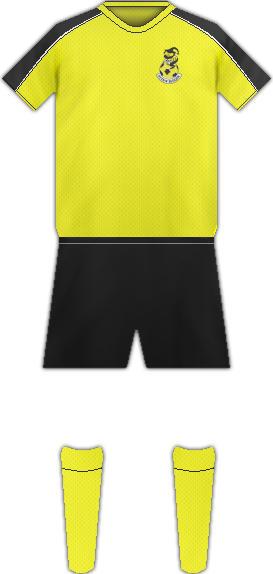 Equipación FC AVENIR