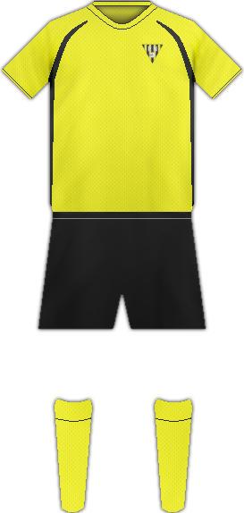 Equipación FC PROGRES