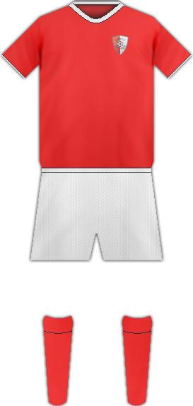 Equipación FC SWIFT