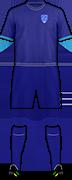 Equipación FC ALISONTIA