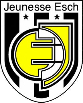 Escudo de JEUNESSE ESCH (LUXEMBURGO)