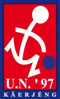 Escudo de UN KAERJENG 97 (LUXEMBURGO)