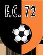 Escudo de FC 72 ERPELDANGE
