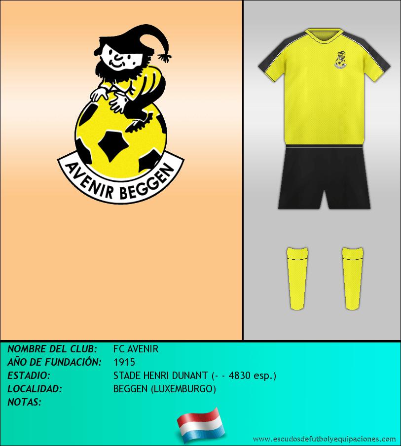 Escudo de FC AVENIR