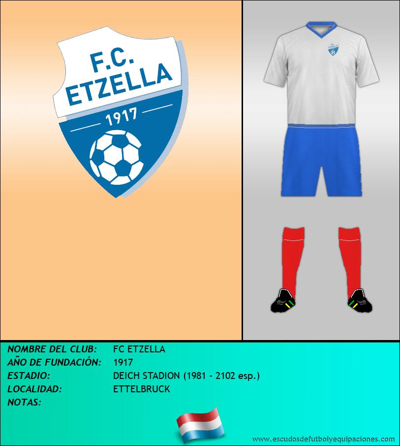 Escudo de FC ETZELLA