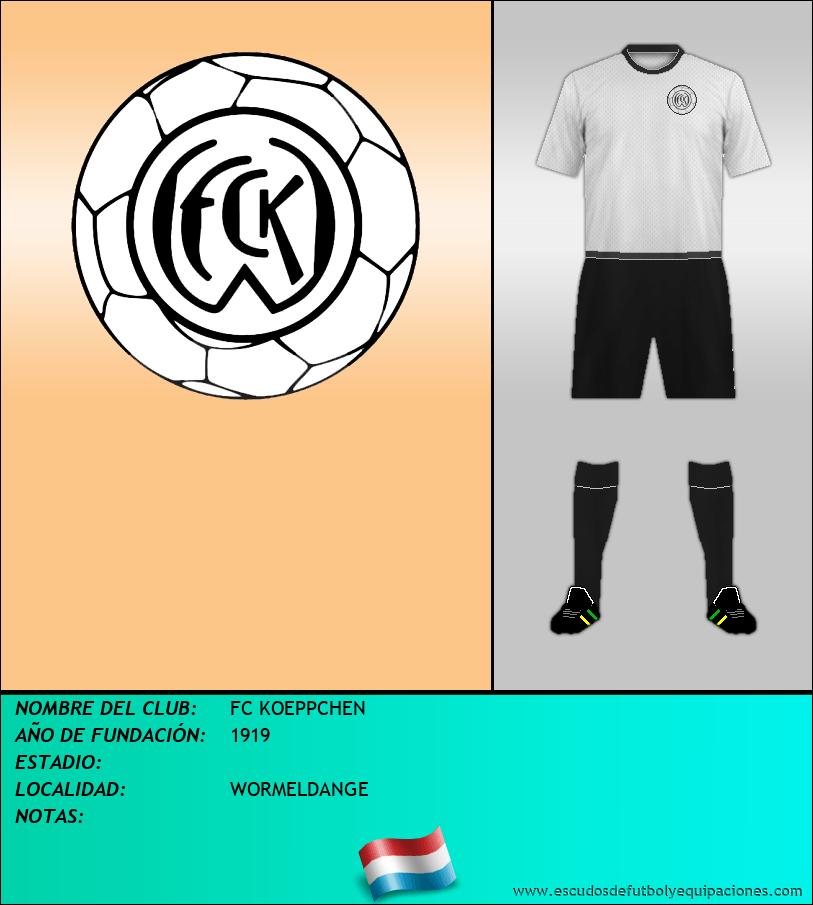 Escudo de FC KOEPPCHEN