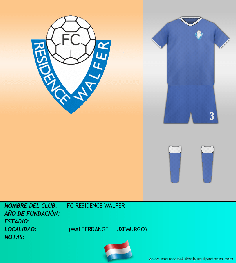 Escudo de FC RESIDENCE WALFER