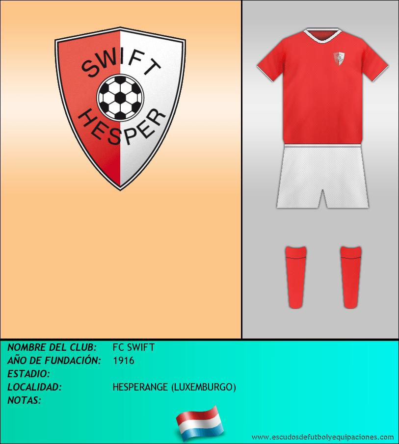 Escudo de FC SWIFT