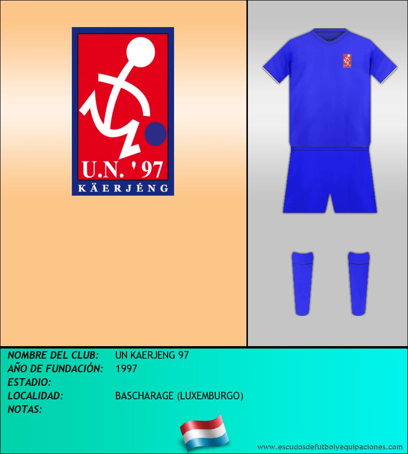 Escudo de UN KAERJENG 97
