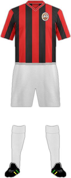 Equipación FK MILANO