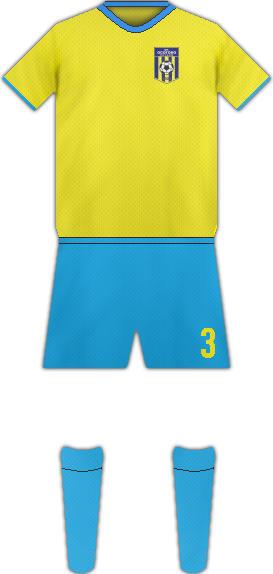 Equipación FK OSOGOVO