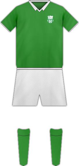 Equipación FK PELISTER
