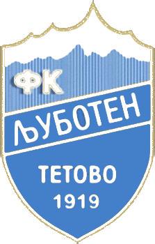 Escudo de FK LJUBOTEN (MACEDONIA)