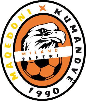 Escudo de FK MILANO (MACEDONIA)