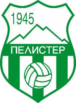 Escudo de FK PELISTER (MACEDONIA)