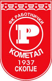 Escudo de FK RABOTNICKI (MACEDONIA)