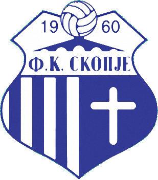 Escudo de FK SKOPJE (MACEDONIA)