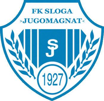 Escudo de FK SLOGA (MACEDONIA)