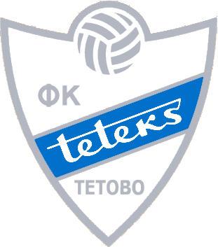 Escudo de FK TETEKS (MACEDONIA)