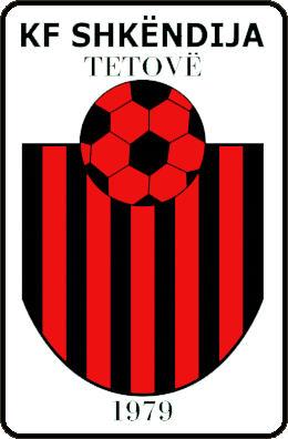 Escudo de K.F. SHKËNDIJA (MACEDONIA)