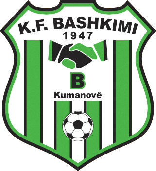 Escudo de KF BASHKIMI (MACEDONIA)