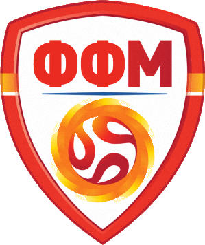 Escudo de SELECCIÓN DE MACEDONIA (MACEDONIA)
