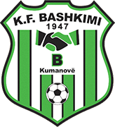 Escudo de KF BASHKIMI
