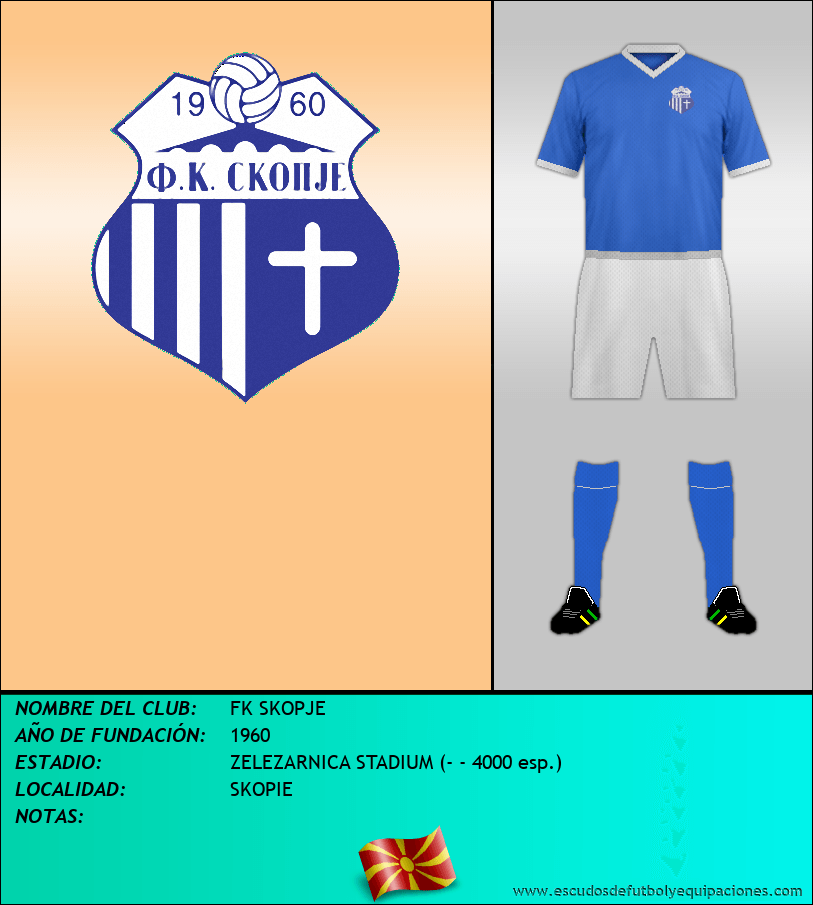 Escudo de FK SKOPJE