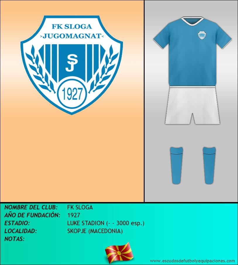 Escudo de FK SLOGA