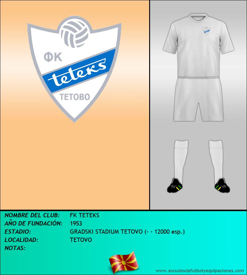Escudo de FK TETEKS