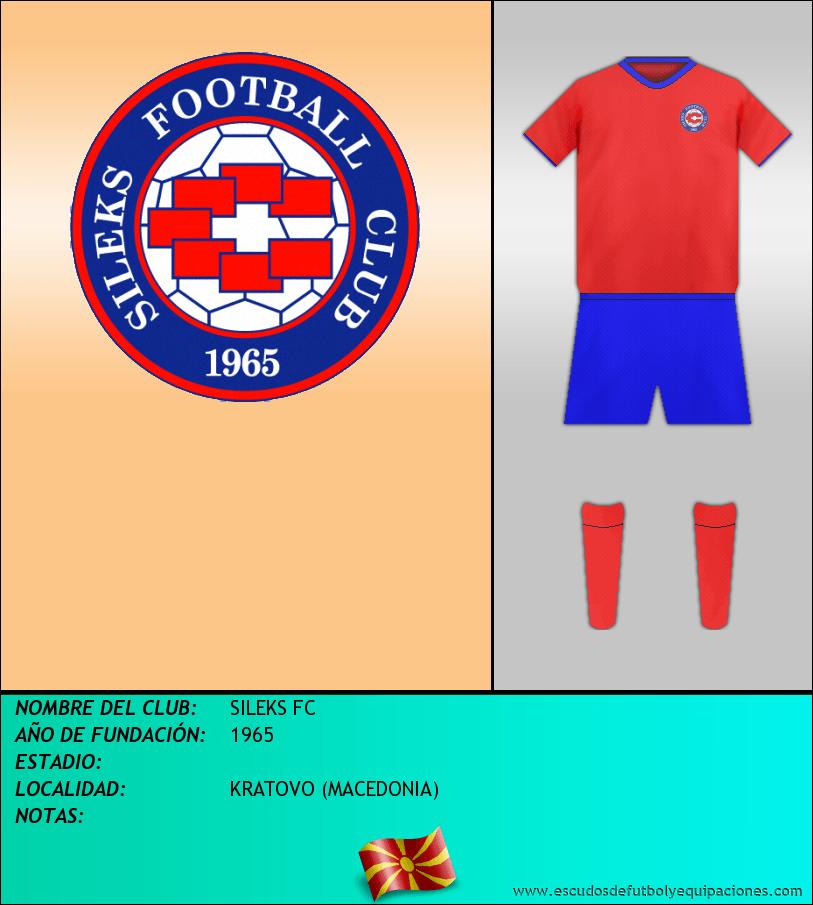 Escudo de SILEKS FC