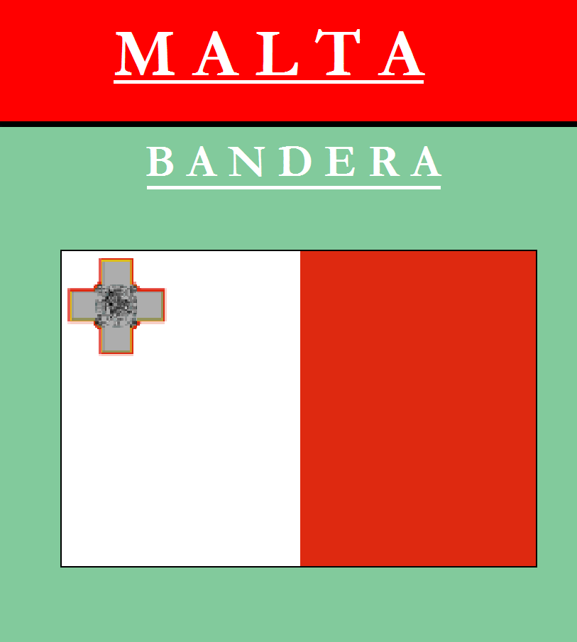 Escudo de BANDERA DE MALTA