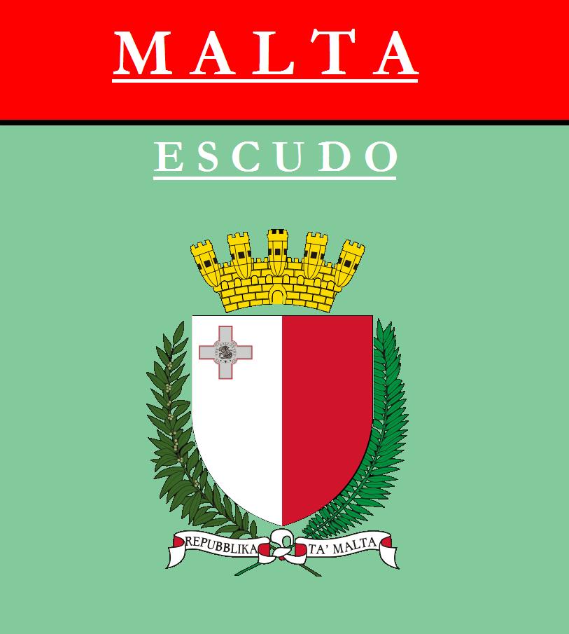 Escudo de ESCUDO DE MALTA